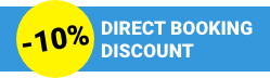 Direct booking discount